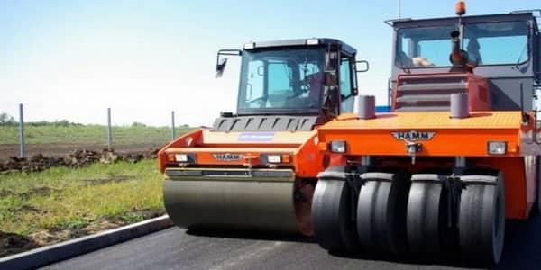 высококачественное строительство дорог