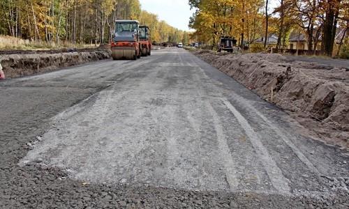 Асфальтирование дорог в Видном