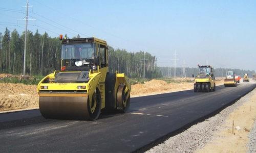 Асфальтирование дорог в Люберцах