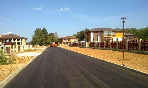 Асфальтирование дорог в Голицыно